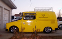 """1972 Fridolin with Fat Lip Rivieras in Boise, Idaho""